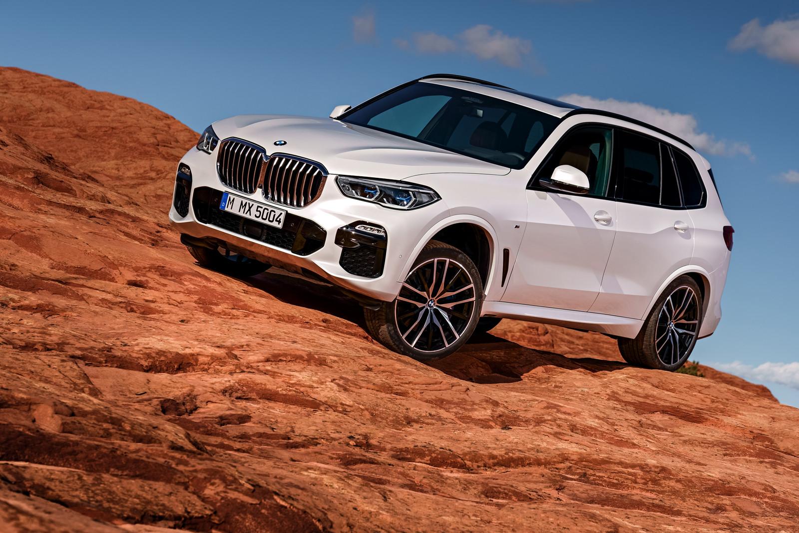 Foto de BMW X5 2018 (9/45)
