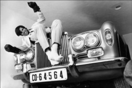 El Cordobés y su Rolls-Royce