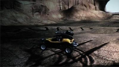 PS3, imágenes del Motorstorm y el Ratchet & Clank