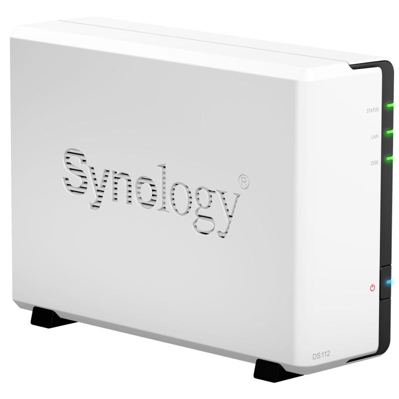 Foto de Synology DS112 y DS412+ (7/8)