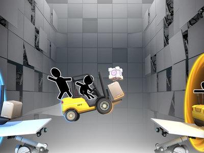 Análisis de Bridge Constructor Portal, el brillante juego de puzles al que te vas a viciar estas vacaciones