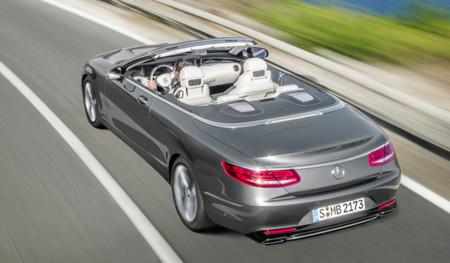 Mercedes-Benz Clase S Cabriolet