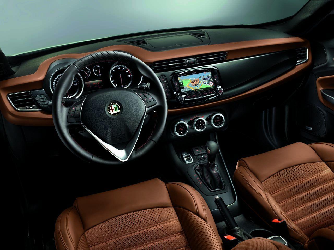 Foto de Alfa Romeo Giulietta 2014 (20/38)