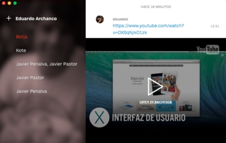 Enviar Youtube