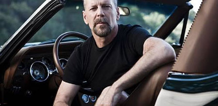 Bruce Willis vende su Shelby Mustang GT500 Convertible