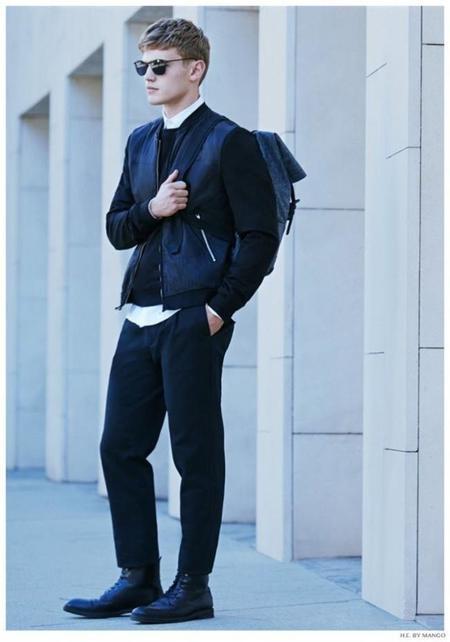 He By Mango Fall Winter 2014 Fashions Bo Develius 002