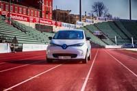 El Renault ZOE también duplicará su autonomía gentileza de LG Chem