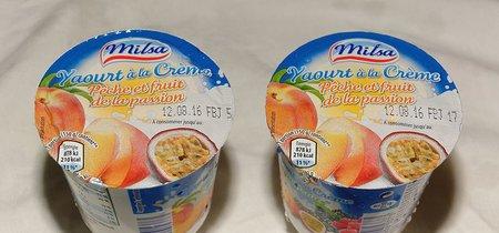 El yogur francés podría reemplazar al yogur griego