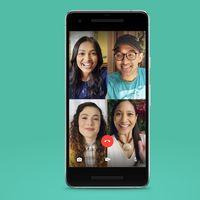 A partir de hoy WhatsApp nos permitirá hacer llamadas y videollamadas grupales de hasta cuatro personas