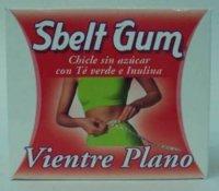 Sbelt Gum: ¿Un chicle para perder peso?