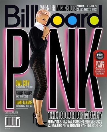 Pink nos desvela el misterio: Si triunfa en UK... ¿por qué la cosa no cuaja en los EEUU?
