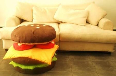 Una hamburguesa para tu salón