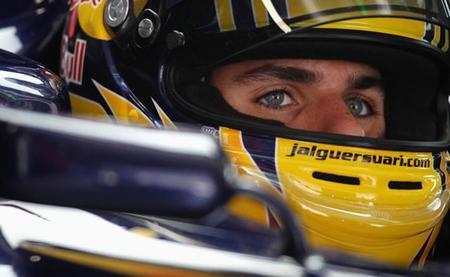 Jaime Alguersuari participará en el Campeonato Mundial de Karts