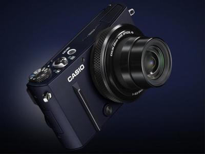 Casio prepara el lanzamiento de la Exilim EX-10, una nueva compacta de altas prestaciones