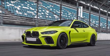 BMW M4 Prior Design 5