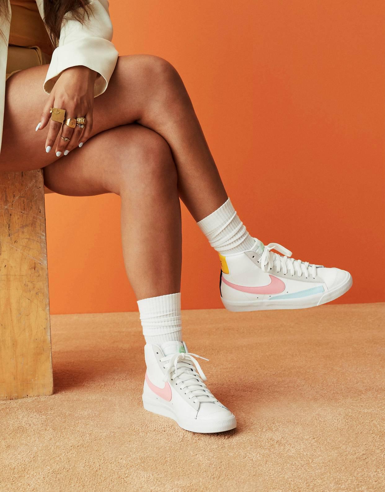 Nike Blazer 77 Hi-Top ASOS