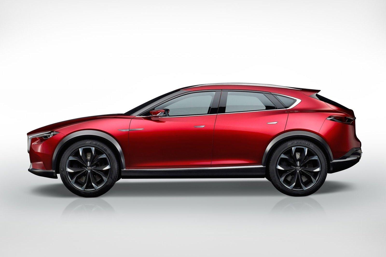 Foto de Mazda Koeru Concept (3/11)