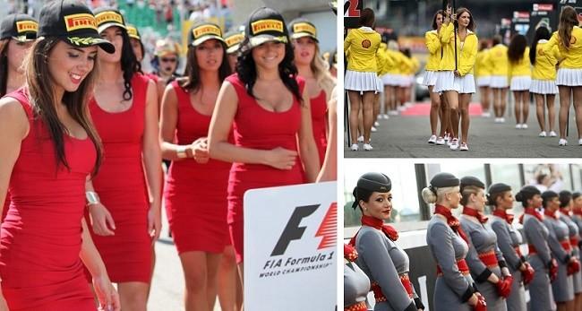 Grid Girls F1 2015 Canadian Gp 800x534