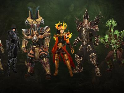 La temporada 13 de Diablo III ha comenzado e incluye nuevas recompensas cosméticas