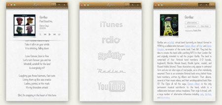 Strophes, muestra la letra de tus canciones mientras suenan en tu Mac
