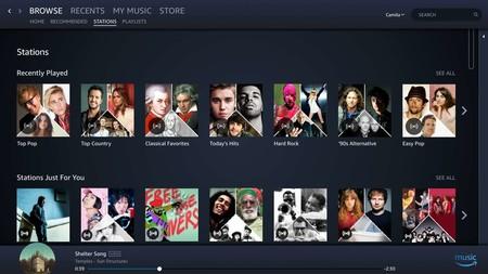Amazon Music Pant