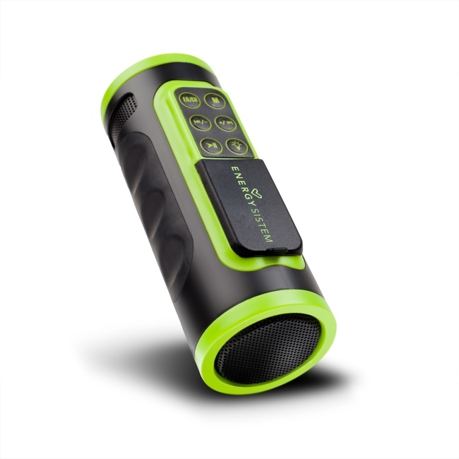 Energy Bike Music Box, reproductor para tus salidas en bicicleta