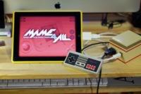 Jugar a la NES en el iPad con un controlador original es posible