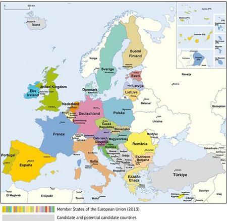 Territorio de aplicación del IVA intracomunitario