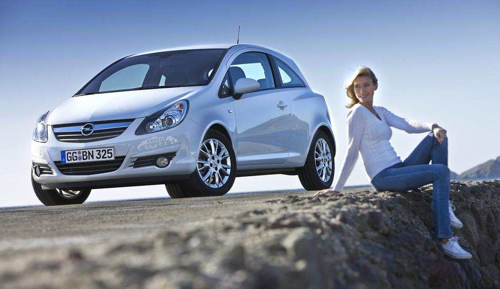 Foto de Opel Corsa 2010 (25/72)