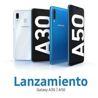 Los nuevos Samsung Galaxy A30 y Galaxy A50 llegan a México, estos son sus precios