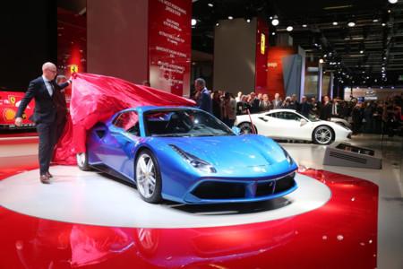 Ferrari vuelve a batir su récord de ventas en 2015