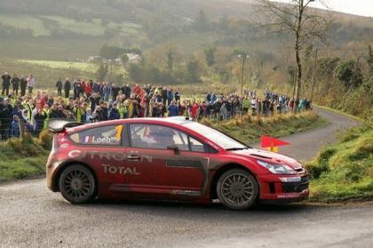 Previa de la 1ª prueba del WRC 2009: Rally de Irlanda
