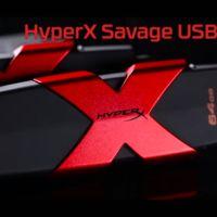 La familia HyperX Savage ahora incluye memoria USB con rendimiento de SSD