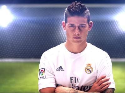 Si quieres que James Rodríguez esté en la portada de FIFA 17, vota por él en el sitio de EA Sports