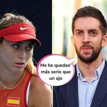 """David Broncano carga contra un periódico por este comentario sobre la tenista Paula Badosa: """"Es despreciable e injusto"""""""