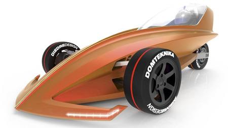 Domteknika presenta el vehículo eléctrico de carreras BioRace y avanza la creación de una competición urbana