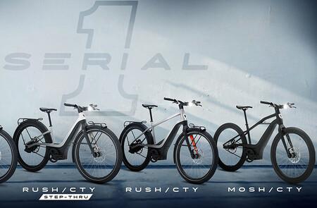 Gama Ebikes Harley Davidson Bicicletas Electricas 2021