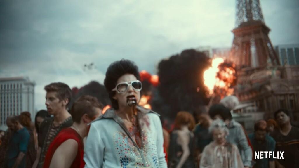 'Ejército de los muertos': Zack Snyder lanza el intenso primer tráiler de su nueva película de zombis para Netflix