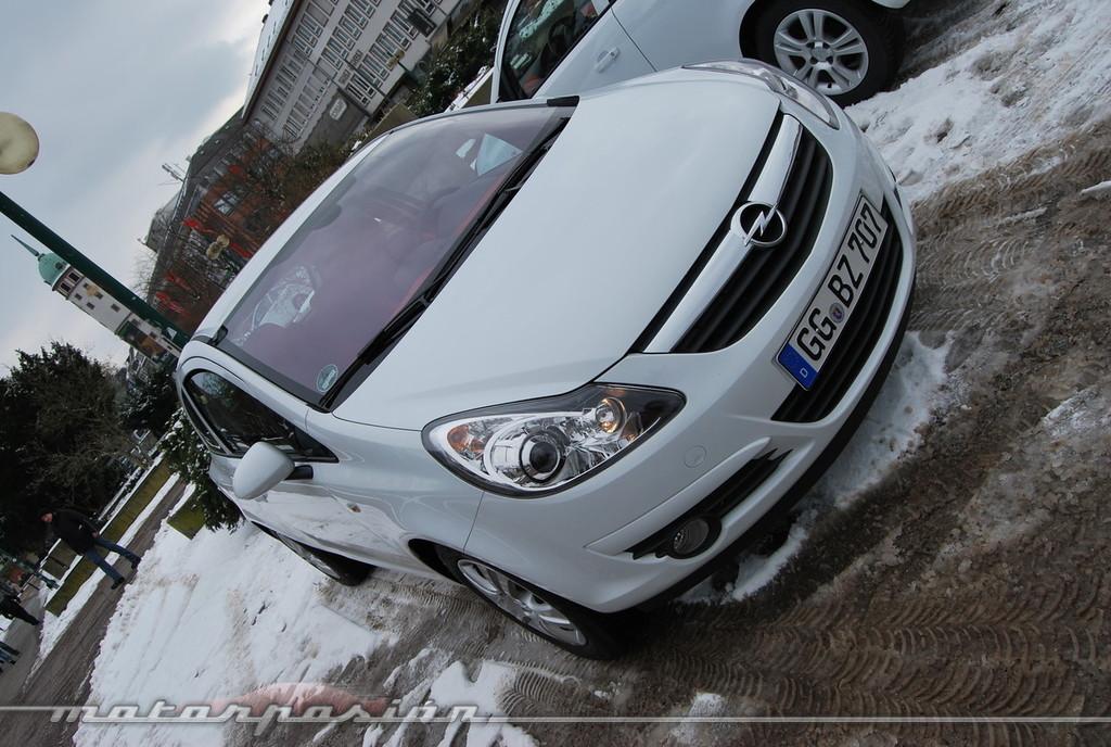 Foto de Opel Corsa 2010 (presentación) (30/37)