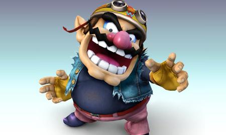 Wario en Super Smash Bros. Brawl