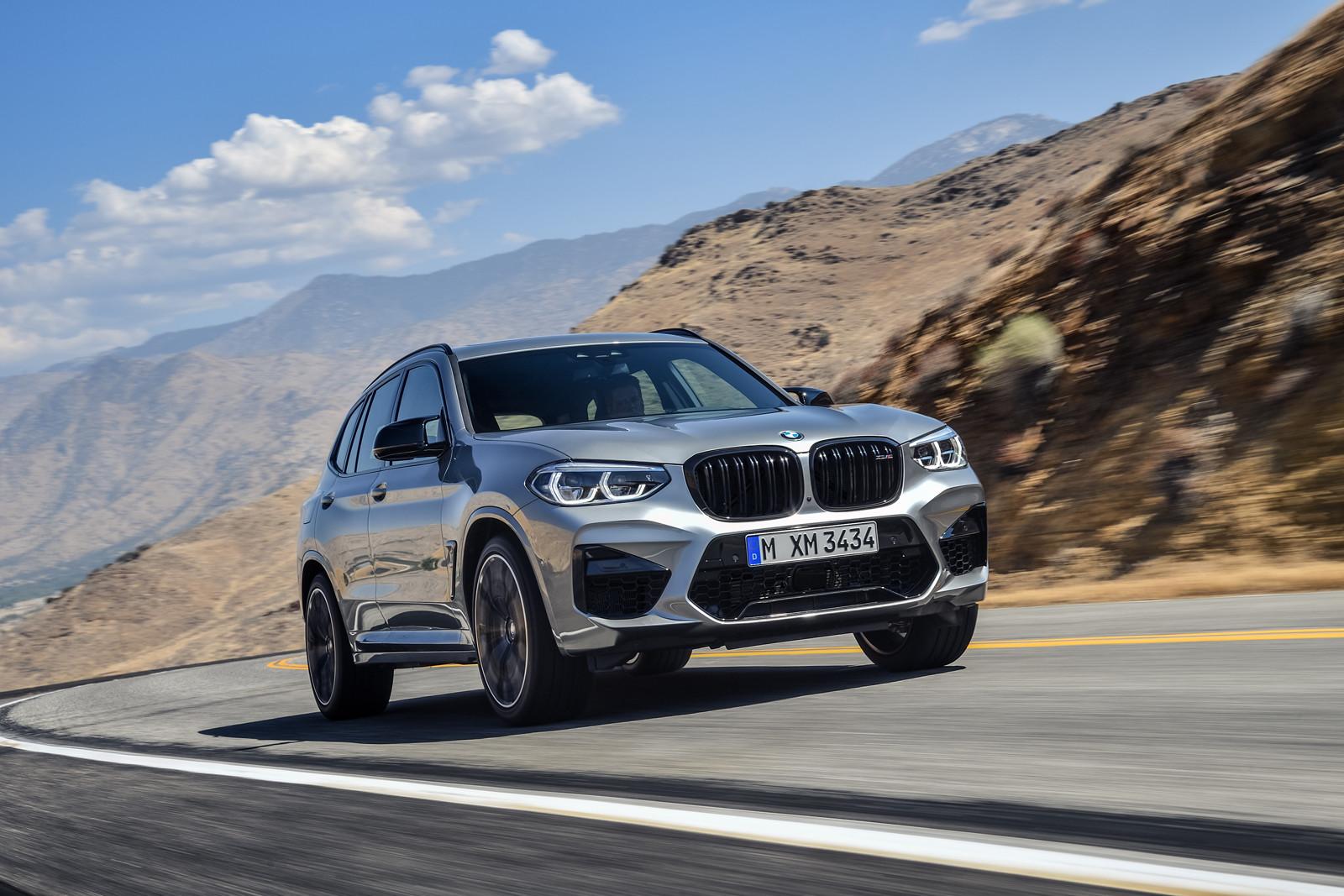 Foto de BMW X3 M 2020 (Presentación) (55/80)
