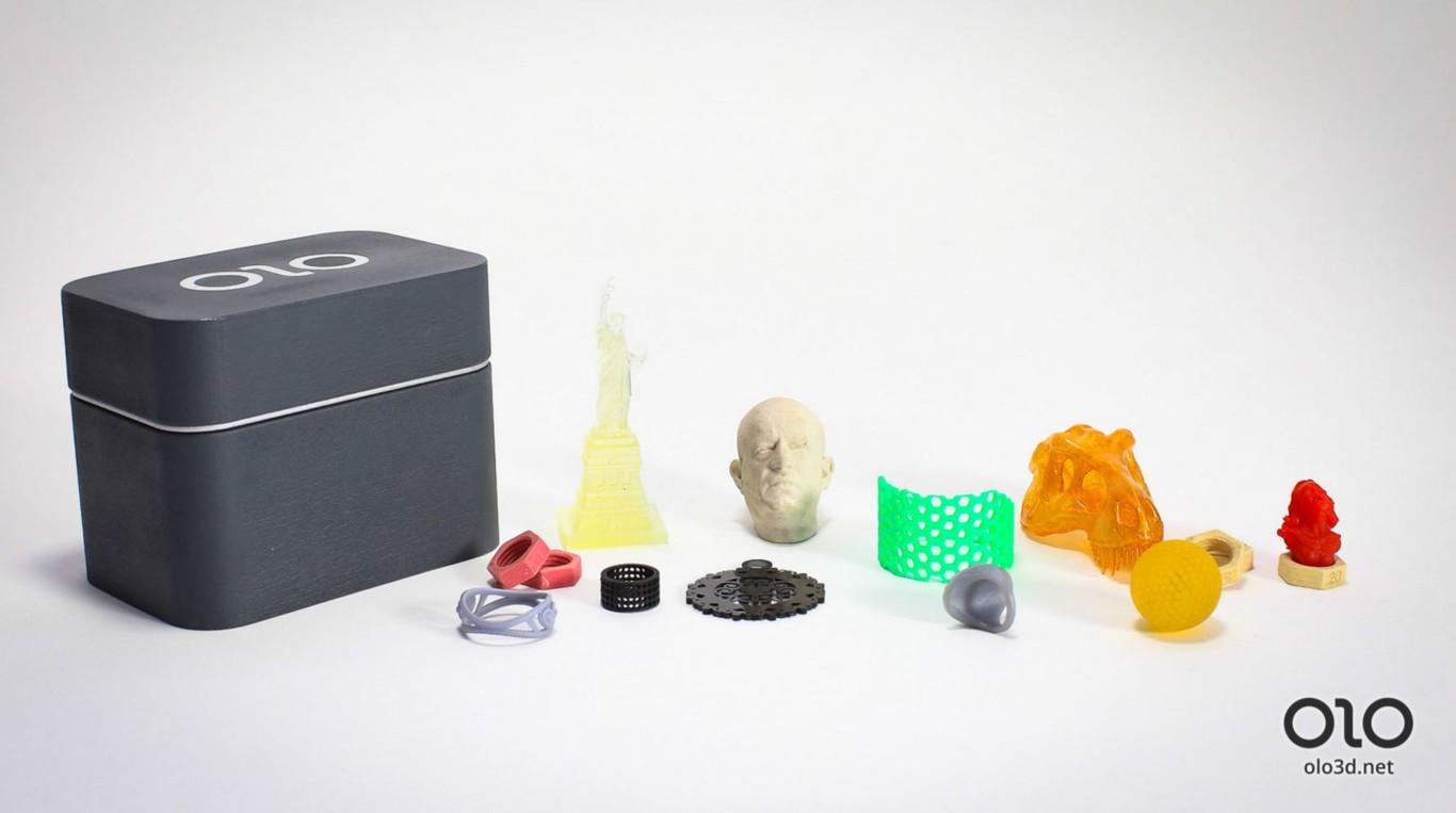 OLO es el sorprendente dispositivo que convierte tu móvil en una impresora 3D