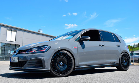 Este vitaminado Volkswagen Golf GTI TCR de 335 CV es el aperitivo perfecto mientras esperamos el nuevo TCR
