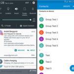 TouchWiz está bien pero Android Lollipop