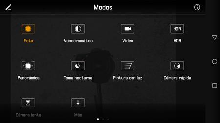 Huawei P10 Plus Leica interfaz