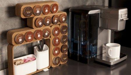 Organiza tus cápsulas de café con AROMA