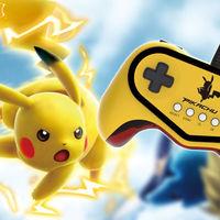 Con Pokkén Tournament DX podrás darle nueva vida al mando arcade de Wii U