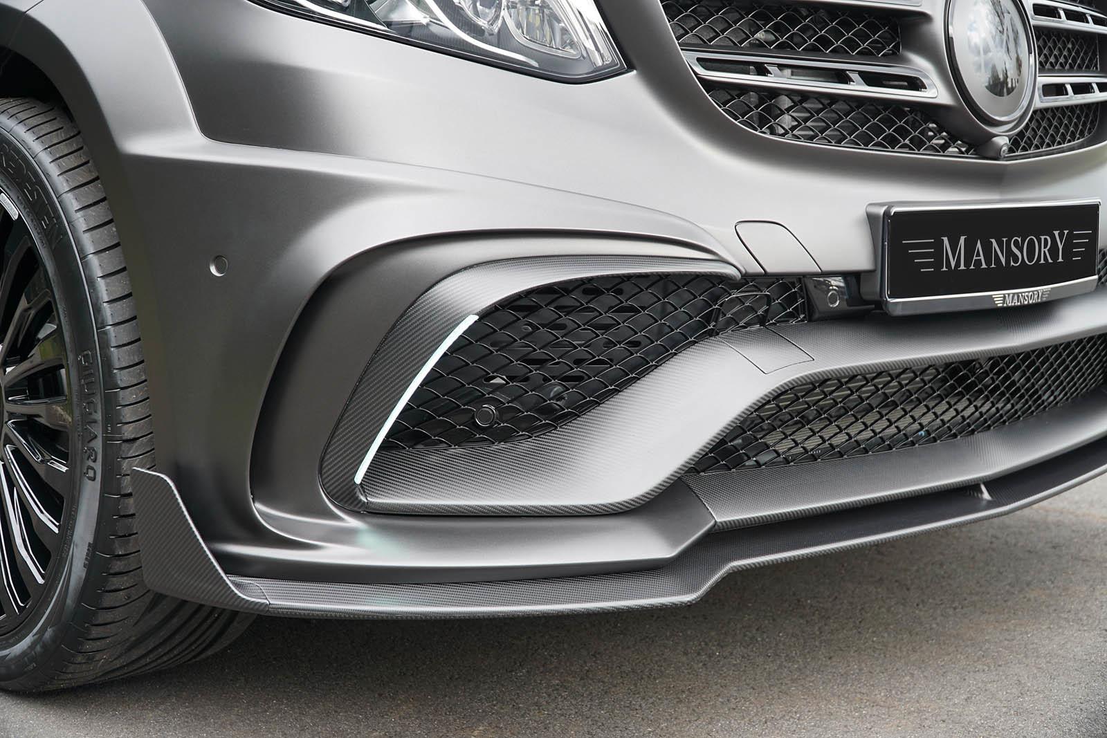 Foto de Mercedes-Benz AMG GLS 63 Mansory (1/6)