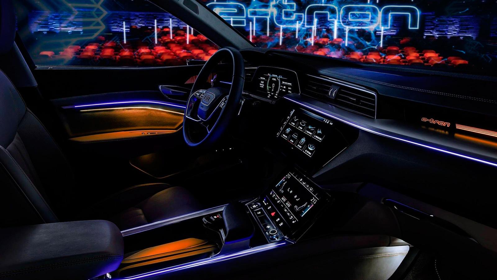 Foto de El habitáculo del Audi e-tron, al descubierto (9/19)
