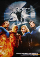 Nuevo póster de 'Fantastic Four: Rise of the Silver Surfer'
